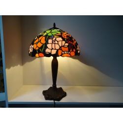 KOLOROWA lampa witrażowa ! Zerknij