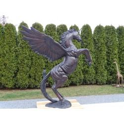 PEGAZ Z BRAZU jednorozec , koń KOLOS