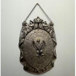 RYNGRAF - ORZEŁ BIAŁY GODŁO POLSKI Heraldyka