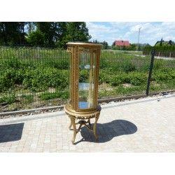 Złota WITRYNA - Witrynka walec