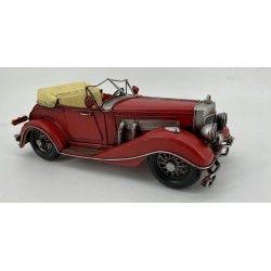 Samochód KLASYK - Metalowy Model Kolekcjonerski!